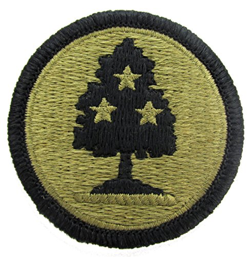 (Tennessee Army National Guard OCP Multicam (TM) Patch)