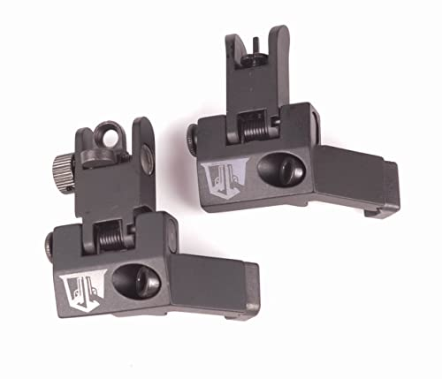 Ozark Armament 45 Degree Offset Flip Up Backup Sights
