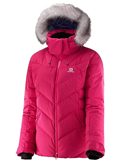 adfdb7439c Amazon.com  Salomon Icetown + Jacket - Women s Gaura Pink Small ...