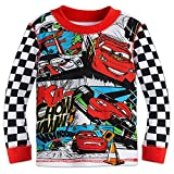 Disney Store Cars - Lightning McQueen Long Sleeve