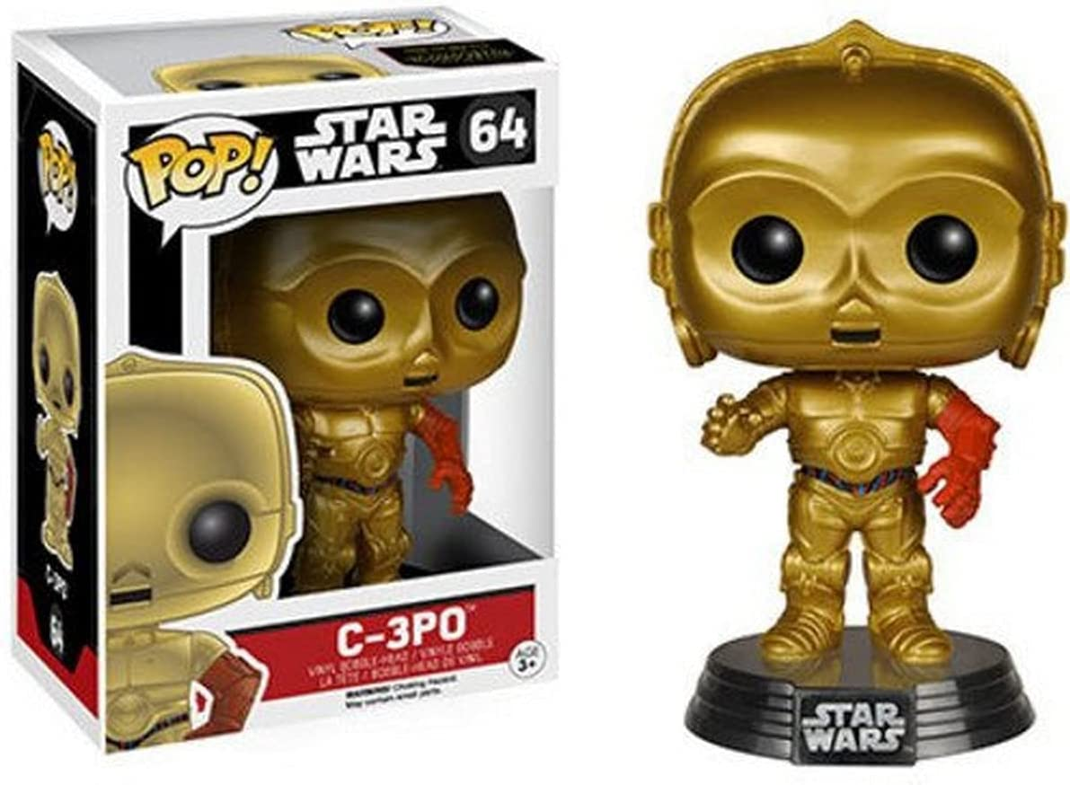 Pop! Star Wars: The Force Awakens C-3PO