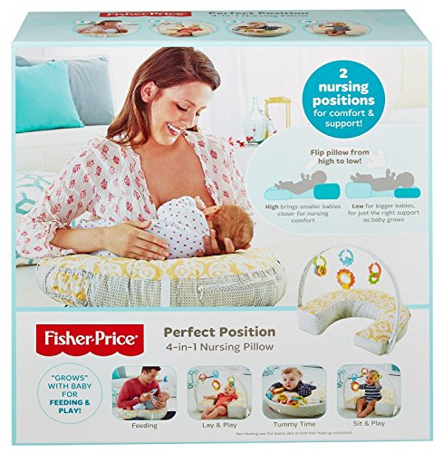 Fisher-Price Perfect Position 4-in-1 Nursing Pillow by Fisher-Price (Image #17)