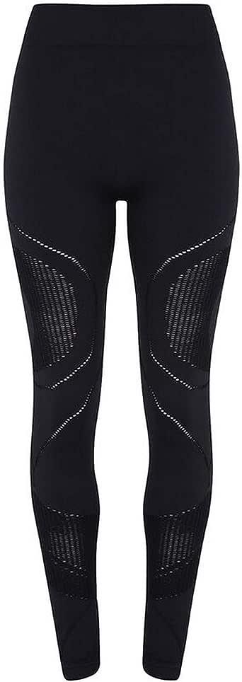 TriDri Womens/Ladies Seamless 3D Fit Multi Sport Reveal Leggings