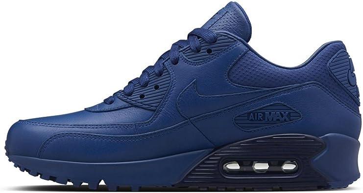 Nike Wmns Air MAX 90 Pinnacle, Zapatillas de Deporte para Mujer, Azul (Insignia Blue/Insgn Bl-Bnry Bl), 36 EU: Amazon.es: Zapatos y complementos