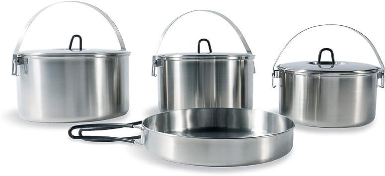 Tatonka H2O - Batería de Cocina para Camping