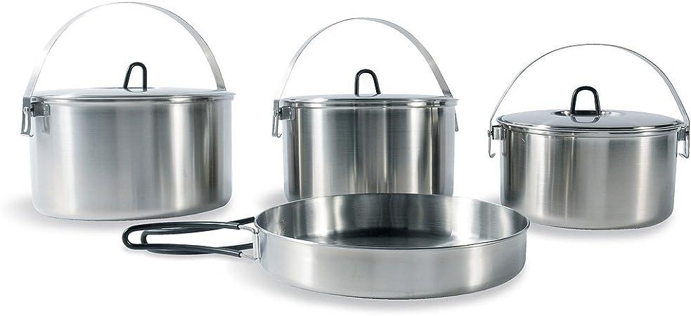 Tatonka H2O - Batería de Cocina para Camping: Amazon.es ...
