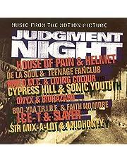 Judgment Night (Original Soundtrack) [Limited 180-Gram 'Flaming'Orange & Yellow Colored Vinyl]