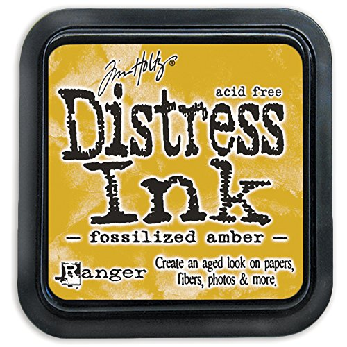 Ranger Fossilized Amber Distress Ink Pad DIS-43225