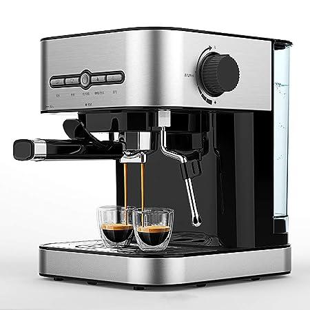 SLOUD Cafetera/Máquina de café semiautomática de Espuma de Leche ...