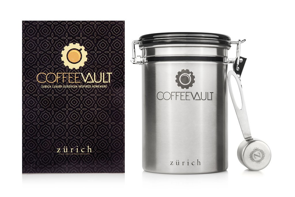 Zurich Premium Coffee Canister Review