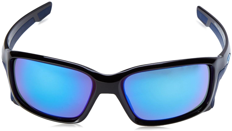 Óculos de Sol Oakley Straightlink OAK9331 Preto Lentes Azul Iridium Tam 58   Amazon.com.br  Amazon Moda 165ad4b5e6
