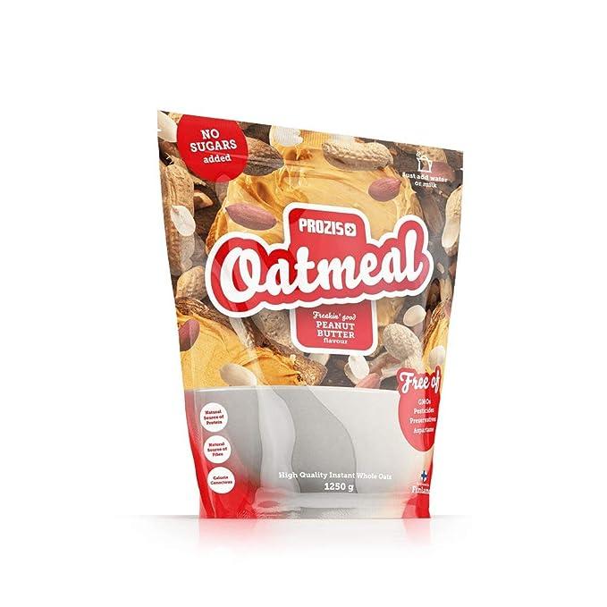 Prozis Oatmeal, Chocolate Chip - 1250 gr: Amazon.es: Salud y cuidado personal
