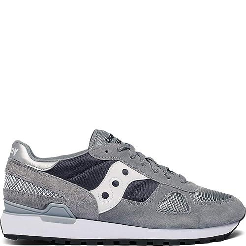 Saucony Shadow O Zapatillas Deportivas Hombre Grigio: Amazon.es: Zapatos y complementos
