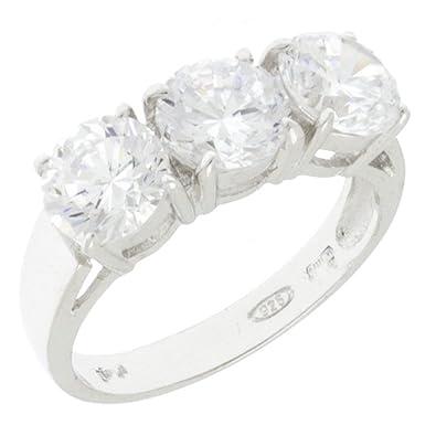 Neueste Kollektion Von Große Stein Silber Ringe Für Frauen Mode Schmuck Valentinstag Geschenk Verlobungsringe Schmuck & Zubehör