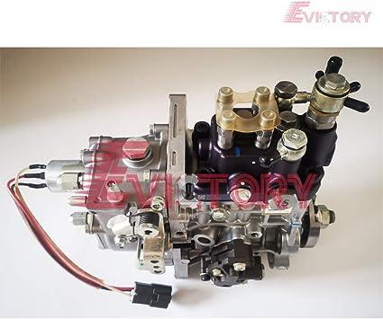 1196212-52101 24V ELECTRIC FUEL PUMP FOR YANMAR 4TNV94 4TNV98 Engine