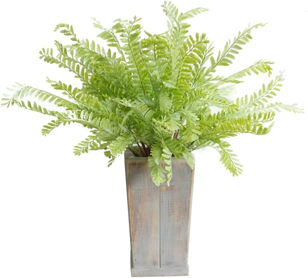 Artificial Mimosa Leaves Plant