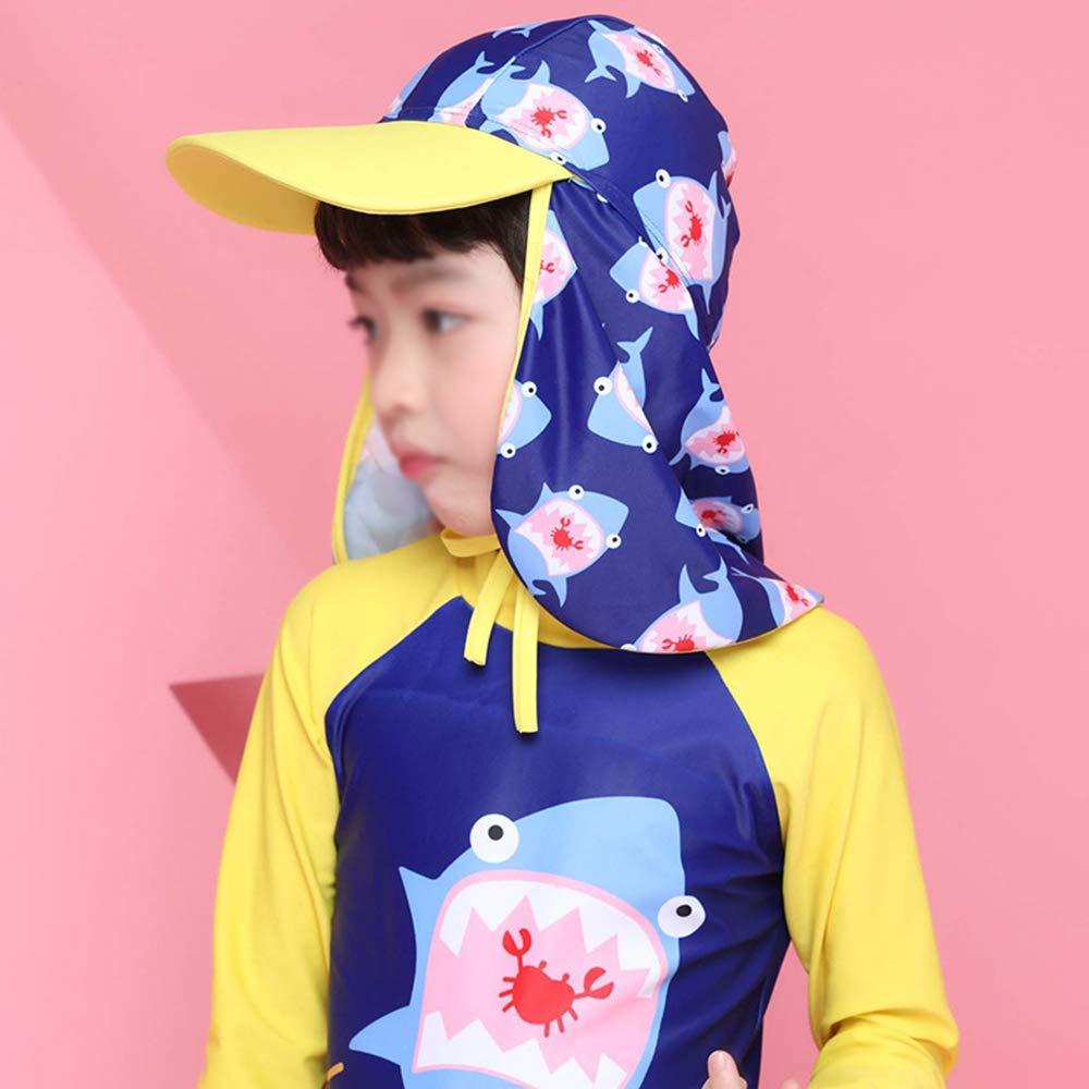 MIMI KING Sombrero de protección Solar UV Visor de Verano ...