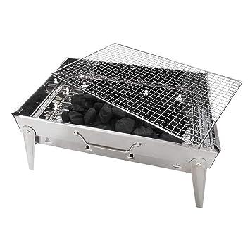 Amazon.com: KitchenWorthy 060-SSGRL - Parrilla (acero ...