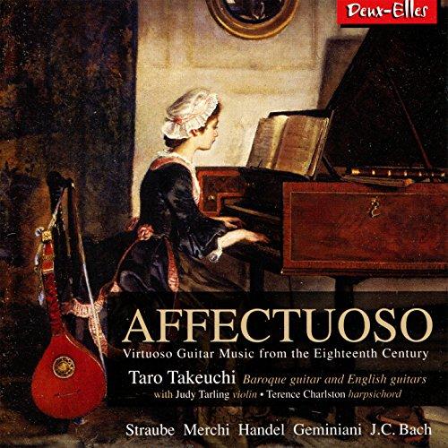 - Affectuoso - Virtuoso Guitar Music from the Eighteenth Century