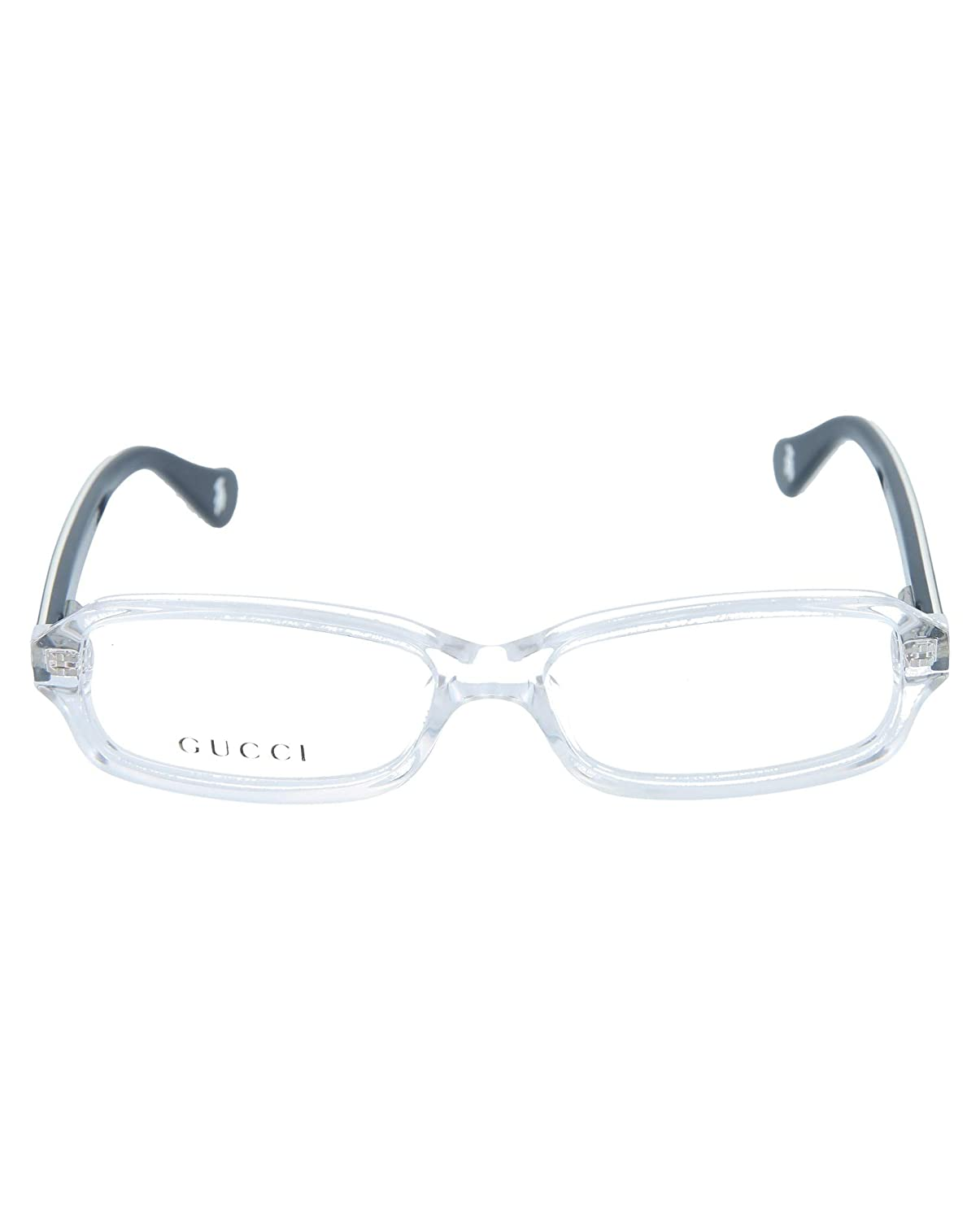 c5336bf2172 Amazon.com  Gucci Kids Round Oval Optical Frames GG5003C-113628HAW-4613   Clothing