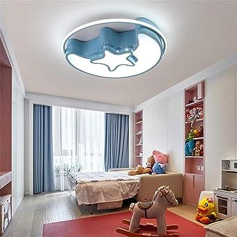 KERVINFENDRIYUN YY4 Lámpara para dormitorio Habitación para niños ...