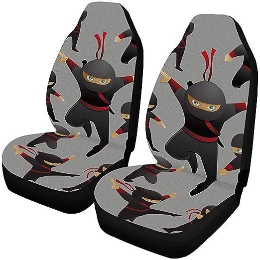 Amazon.es: Colección Jamais Vu-2pcs seatcover de 15 Ninja ...