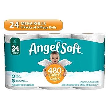 amazon angelソフトトイレ用紙 angel soft トイレットペーパー