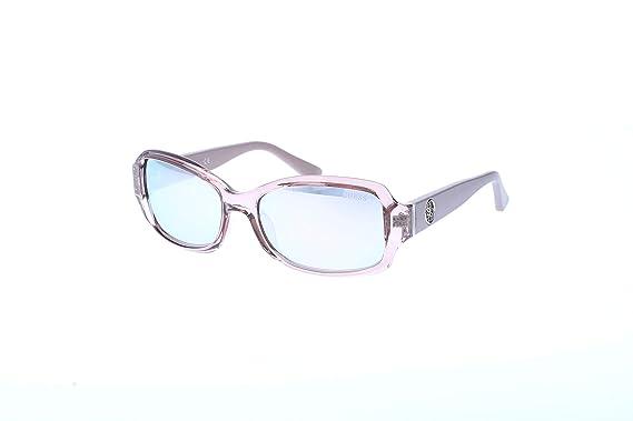 Guess Gafas de sol, Rosa (Pink), 55.0 para Mujer: Amazon.es ...