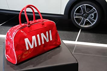 f87c5f2719 Image Unavailable. Image not available for. Colour  Genuine MINI Cooper Big  Duffle Duffel Tote ...