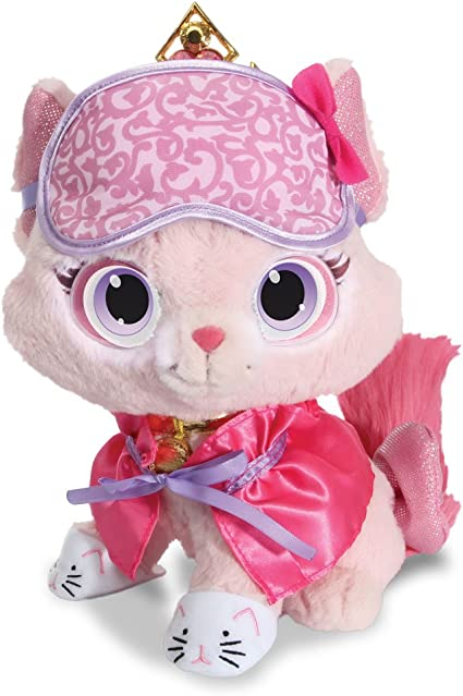 6-Inch Plush Auroras Kitty Beauty Blip Toys Disney Princess Palace Pets