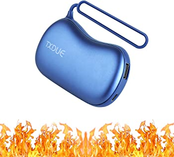 TXDUE 5200mAh Portable Pocket Hand Warmers Power Bank