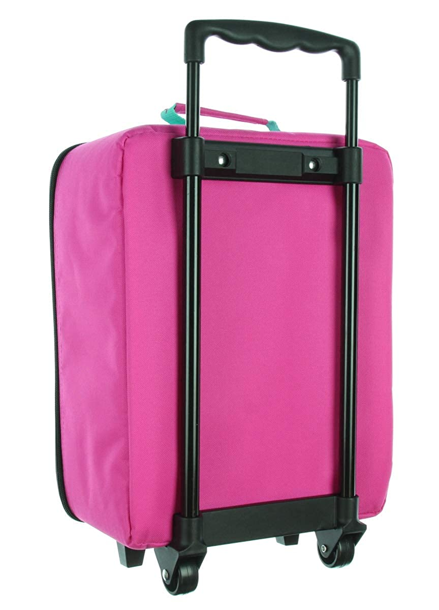 Amazon.com: Jojo Siwa Kiss And Heart Rolling Travel Luggage ...