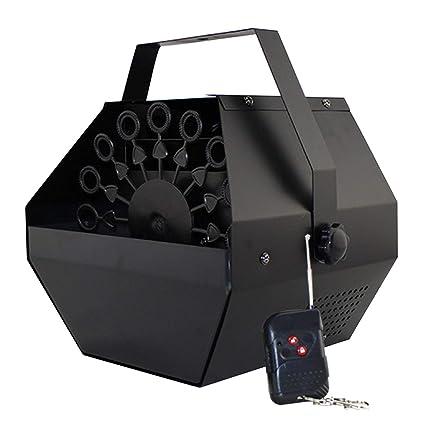 Mini portátil máquina de la burbuja DJ profesional/bar / Party Machine/Mostrar /