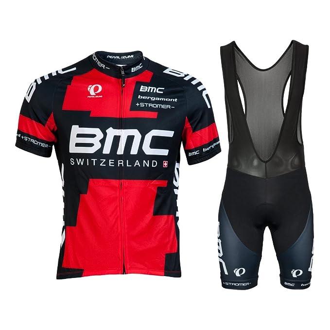 BMC Niños Bicicleta Pantalones y Camiseta Team Promotional Set ...
