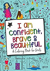 This groundbreaking coloring book is all about building a girl's confidence, imagination, and spirit! The 22+ coloring pages encourage girls to think beyond social conventions and inspire conversations with adults about what it really means to be con...