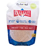 Redmond Real Salt, Fine Ground, 26 Ounce Pouch