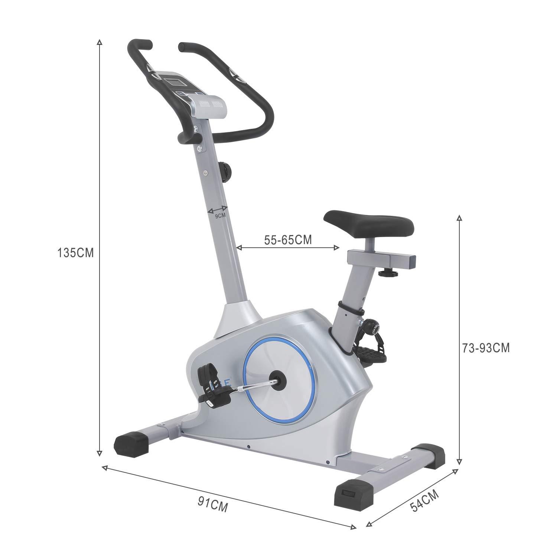 ISE Ergómetro Bicicleta Estática para Bicicleta Estática con ...