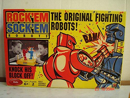 Mattel Rock Sock Robots 2008