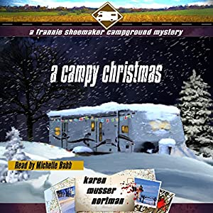 A Campy Christmas Audiobook