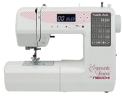 Necchi Zakka 510 – Máquina de coser electrónica