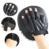 Yaheetech 2PCS Punching Boxing Mitts MMA Gloves