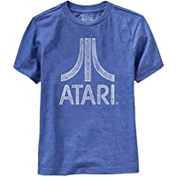 Ripple Junction Atari Super Distressed Atari Logo Youth T-Shirt