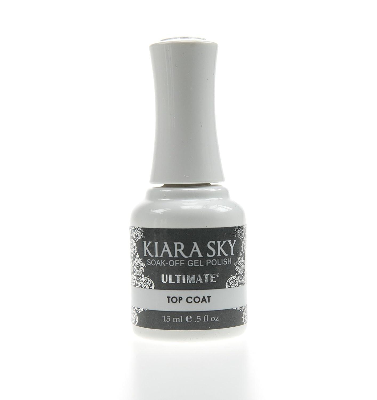 Kiara Sky Gel Polish 15ml - Top Coat: Amazon.co.uk: Beauty