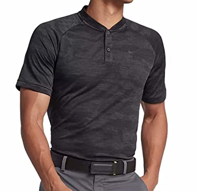 8e1496c7c Nike Golf TW Tiger Woods Vapor Zonal Cooling Camo Polo 932390 (Large ...