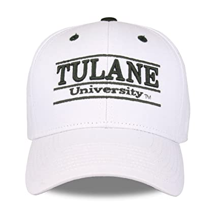 info for d8ed7 b1ec2 ... canada the game ncaa tulane green wave unisex ncaa bar design hat white  adjustable c33d2 c9289