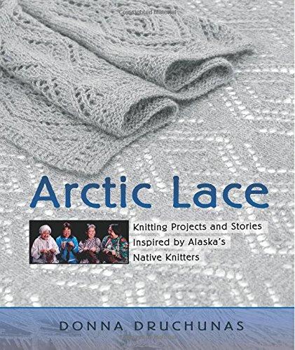 Arctic Applique - Arctic Lace