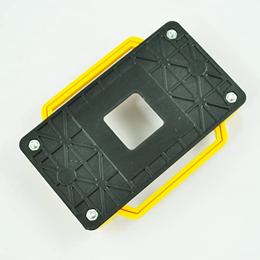 9 opinioni per SODIAL (R) CPU ritenzione Staffa Base Giallo per AMD Socket AM2 940
