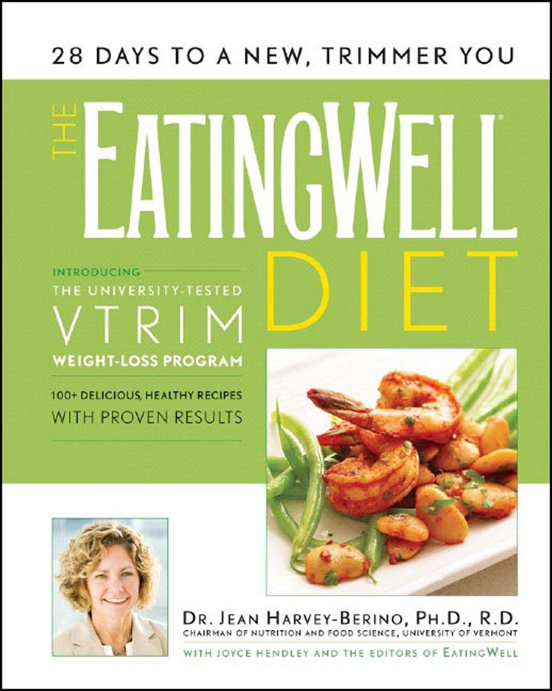 Download The EatingWell Diet: Introducing the VTrim Weight-Loss Program pdf epub