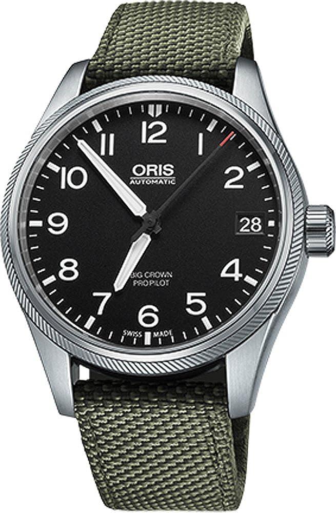 Oris Big Crown ProPilot Date 75176974164FS