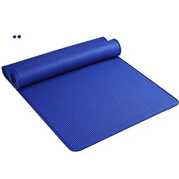 XBECO Colchoneta de Yoga Antideslizante Acolchada Hecho de ...